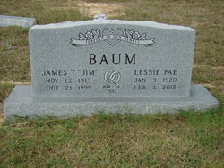 Lessie Fae <i>Teston</i> Baum