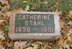 Catherine M Stahl