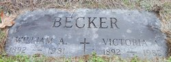 William A. Bill Becker
