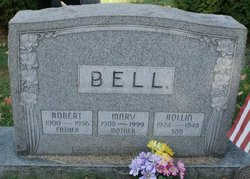 Mary <i>Spencer</i> Bell