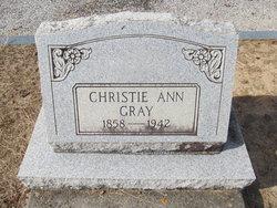 Catherine Ann Christie Ann <i>Luke</i> Gray