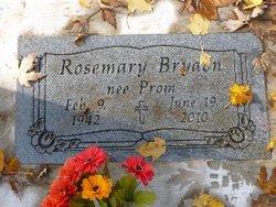 Rosemary M. <i>Prom</i> Brydon
