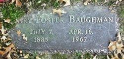 Mary Uretta May <i>Foster</i> Baughman