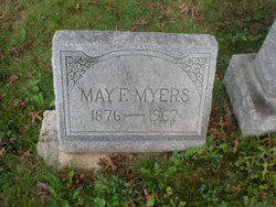 May F. <i>Worthington</i> Myers