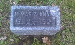 Hannah Maria <i>Smith</i> Annis
