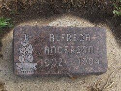 Alfreda Sina Anderson