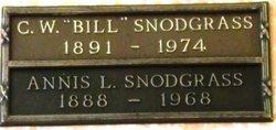 Charles William Bill Snodgrass