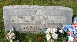 Clara <i>Fultonovich</i> Dankovich