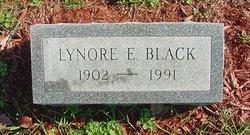 Lynore E <i>Bowell</i> Black