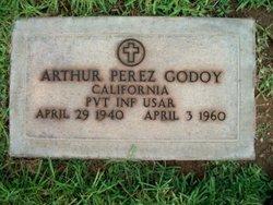 Pvt Arthur Perez Godoy