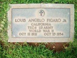 Louis Angelo Figaro, Jr