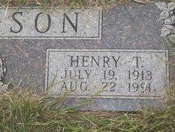 Henry Thomas Hank Allison