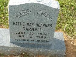 Hattie Mae <i>Hearnes</i> Darnell