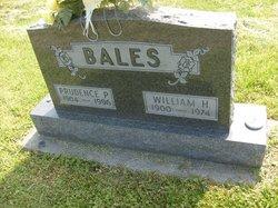 Prudence Peninah <i>Cline</i> Bales