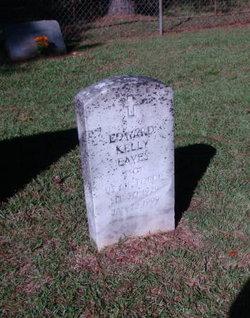 Edward Kelly Buddy Eaves