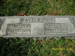 Anna E. <i>Peters</i> Katterjohn