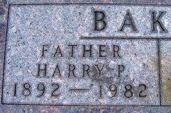 Harry Percy Baker