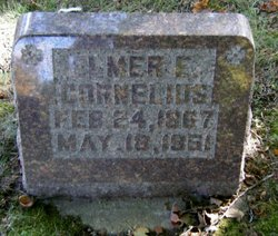 Elmer Emmett Cornelius