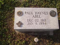 Paul Abel