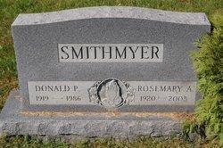 Rosemary A Smithmyer
