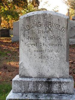 Adams Arnold