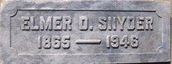 Elmer Dickinson Snyder