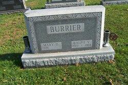 Mary D. Burrier
