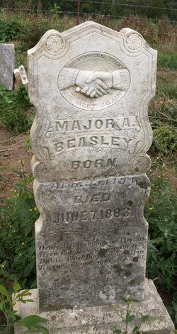 Major A. Beasley