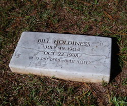 Bill Holdiness