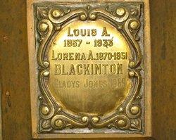 Lorena A <i>Pray</i> Blackinton