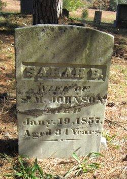 Sarah B. Johnson