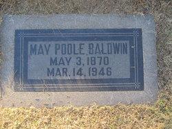 May Poole Baldwin