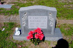 Alfred Chester Alford, Jr