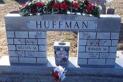 Melvin M Huffman