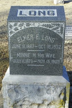 Minnie Mae <i>Owens</i> Long