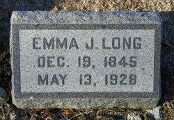 Emily Josephine Emma <i>Pottenger</i> Long