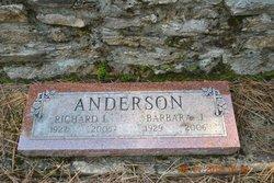 Barbara June <i>Lepo</i> Anderson