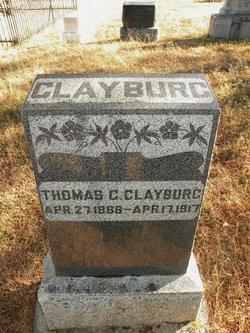 Thomas C Clayburg