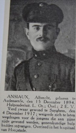 Albert M.J. Ansiaux
