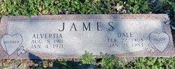 Alverta Pearl <i>Smith</i> James