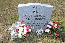 Joyce <i>Calhoun</i> Dubois