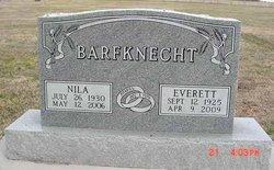Nila Jean <i>Thayer</i> Barfknecht
