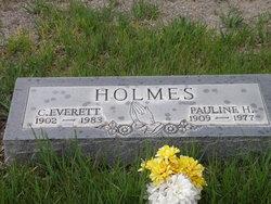 Charles Everett Holmes
