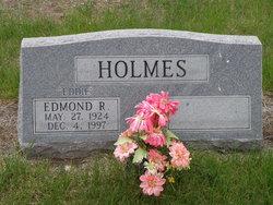 Edmond R Eddie Holmes