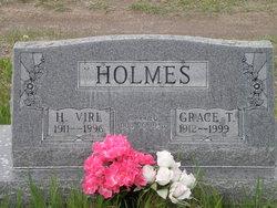 Grace Marie <i>Tripp</i> Holmes