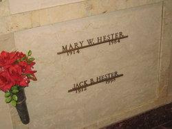 Jack Basil Jay Hester