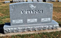 Ora E. Walton