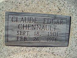 Claude Edgar Chennault