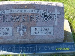 M. Joan <i>Price</i> Hawkins