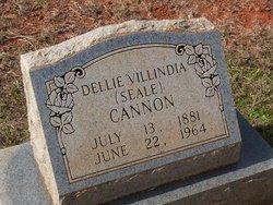 Dellie Villindia Valla <i>Seale</i> Cannon